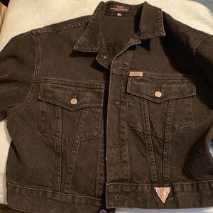 Vintage guess denim jacket